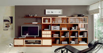 traditional wooden TV wall unit DOLCE VITA 119 Bassi F.lli