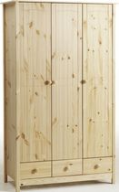 traditional wooden wardrobe VIKING 105-01/17 Steens Furniture