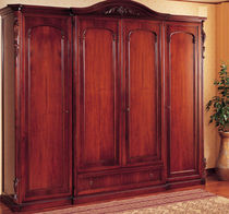 traditional wooden wardrobe SICILY 19th CENTURY  VIMERCATI MEDA CLASSIC FURNITURE