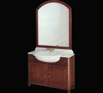 traditional wooden washbasin cabinet 4464 BIANCHINI & CAPPONI