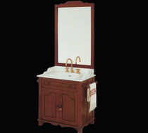 traditional wooden washbasin cabinet 4246 BIANCHINI & CAPPONI
