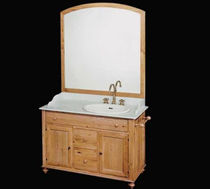traditional wooden washbasin cabinet 4493/DN BIANCHINI & CAPPONI