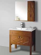 traditional wooden washbasin cabinet FB-4083  Kaies