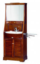 traditional wooden washbasin cabinet ST LOUIS STARBAY