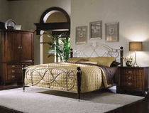 traditional wrought iron double bed ASTORIA LEDA Furniture
