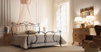 traditional wrought iron double bed SUSY Iribed s.r.l.