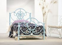 traditional wrought iron single bed HC-013 WATER NYMPH Stylish Furniture
