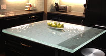 translucent patterned glass panel  Think Glass