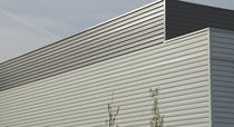 trapezoidal profiled sheet metal facade cladding PML 10.100.1100 B  Joriside