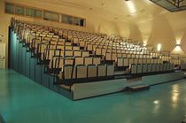 tribune for multi-purpose hall (with foldaway armchair) TRIBUNA TELESCÓPICA TTEZ-Β Ezcaray International Seating