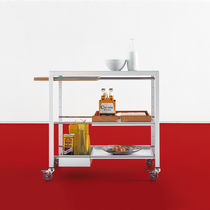 trolley table HELSINKI by Caronni & Bonanomi DESALTO spa