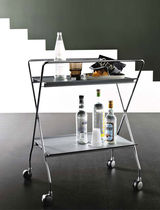 trolley table T-TAP by D'Urbino Lomazzi Robots