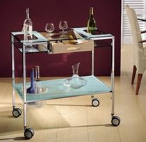 trolley table PARTY DRINK ROCCHETTI