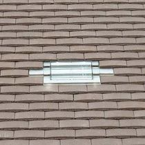 tubular skylight PLAIN TILE Suntile