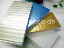 twin wall coloured polycarbonate sheet  rodeca