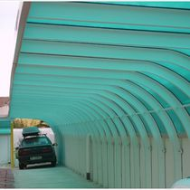 twin wall polycarbonate sheet  PROFILSIDER