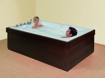 two seater hydromassage bath-tub RENDEZVOUS Trautwein