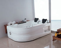 two seater hydromassage bath-tub 062 Guangzhou J&J Sanitary Ware