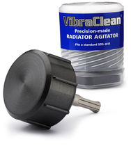 ultraviolet disinfection filter for wastewater system VIBRACLEAN ADEY Professional Heating Solutions Ltd