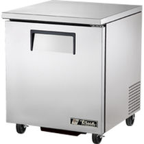 undercounter commercial freezer TUC-27F  True Food International