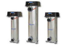 UV water sterilizer with active oxygen regulator for swimming pool  BIO-UV