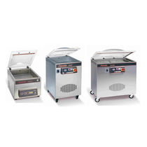 vacuum packing machine 315/10 - 415/20 - 500/40 - 500 TWIN 70 PAMA PARSI MACCHINE s.r.l.