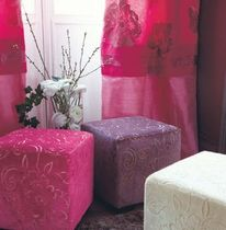 velvet fabric for upholstery RESSOURCES CASAMANCE