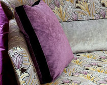 velvet fabric for upholstery REFLETS  VEREL DE BELVAL