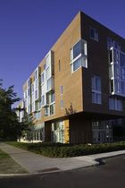 ventilated aluminium facade HARVARD UNIVERSITY McMullen Architectural Systems Ltd.