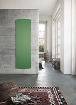 vertical design hot-water radiator RUNTAL FOLIO by King & Miranda Runtal