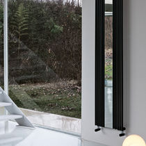 vertical hot-water radiator REFLEX TUBES