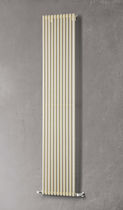 vertical hot-water radiator ROMA BRANDONI