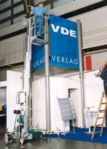 vertical lifting platform TYPE PHC-I  Böcker Maschinenwerke GmbH