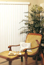 vertical PVC sliding panel blind  Nien Made