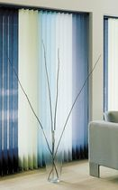 vertical textile sliding panel blind STANDRAD GRAVENT