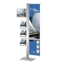 video display totem MAKINA - VZ MCE Design