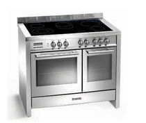 vitroceramic range cooker BCE1020SS Baumatic