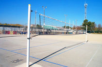volleyball net for playgrounds  EMIS FRANCE