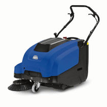 walk-behind vacuum sweeper RADIUS 300 WINDSOR