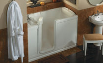walk-in bath-tub for the disabled LUXURY: FINESTRA JACUZZI