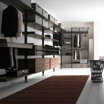 walk-in wardrobe P&P 1000 by Pagnon & Pelhaître Ligne Roset France