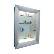 wall display rack for hairdressers HARMONY 411 FIAPP
