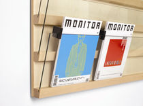 wall mounted brochure display rack FRONT: FRAV1 by L.Pettersson & L.Notman KARL ANDERSSON