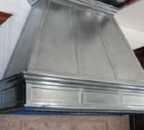 wall mounted chimney extractor hood  MetalTech-USA
