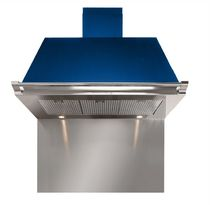 wall mounted chimney extractor hood ASCOT: AK120 STEEL