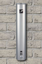 wall-mounted outdoor ashtray for public spaces  ECOMP Ltd