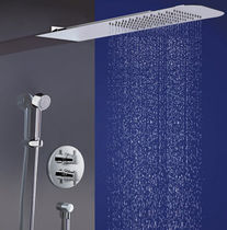 wall-mounted shower head EXTRA FLAT HSK