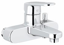 wall-mounted single handle mixer tap for bath-tub EUROPLUS GROHE