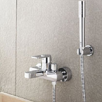 wall-mounted single handle mixer tap for bath-tub QUADRA GROHE