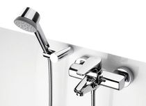 wall-mounted single handle mixer tap for bath-tub ESMAI ROCA